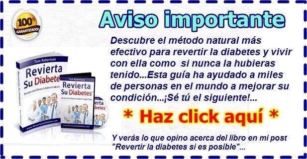 Bbaner de llamado a la acción diabetes