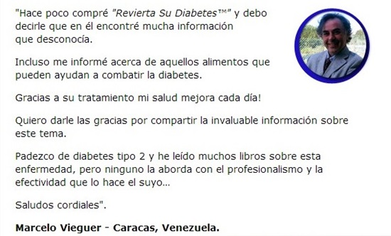 Testimonio 1 Revierta su diabetes