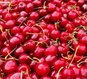 cerezas y diabetes