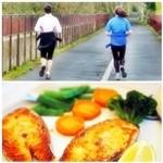 Tratar la diabetes tipo 2 con dieta y ejercicio