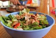 Lunch o almuerzo para un diabetico