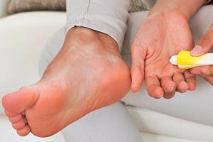 Cuidados del pie diabético