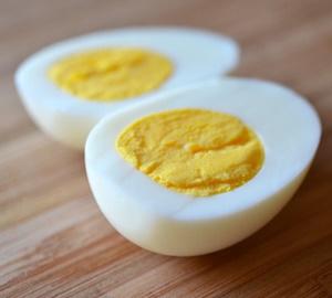 Un diabético puede comer yema de huevo