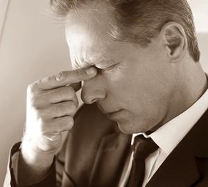 Alivio al dolor de cabeza en un diabético